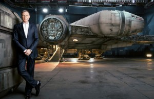 New Images of the Millennium Falcon from