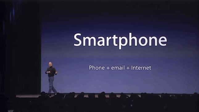 Watch The First iPhone Keynote Which Was About 8 Years Ago Today