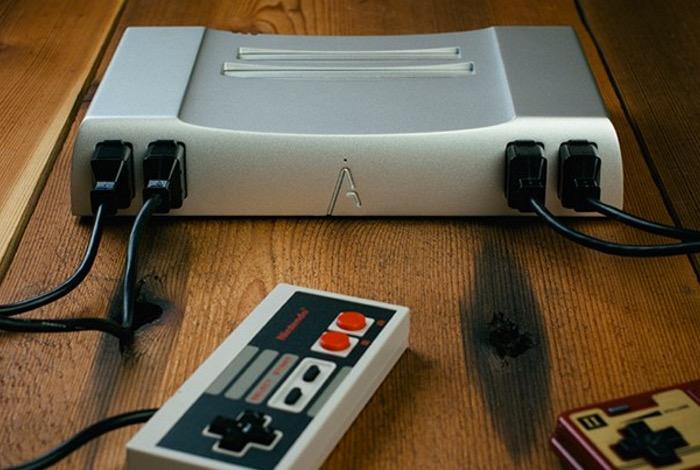 Analogue Interactive Aluminium NES Console