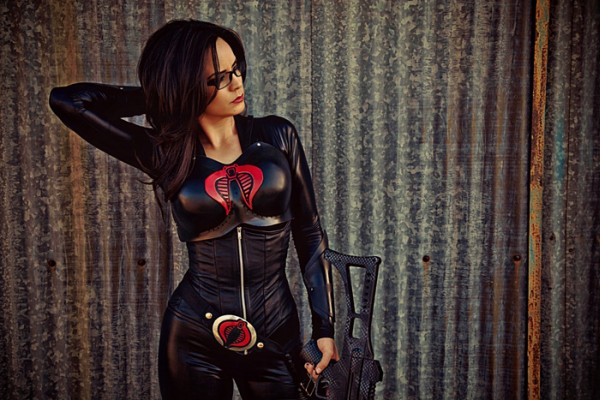Cobra's The Baroness Cosplay