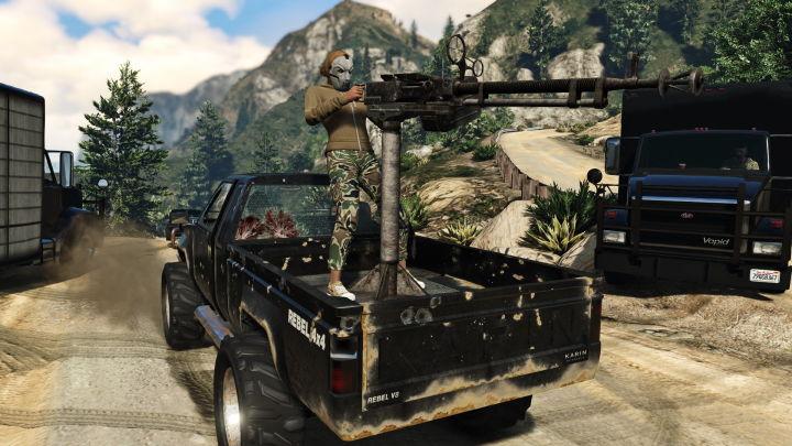 GTA 5 Online heists (2)