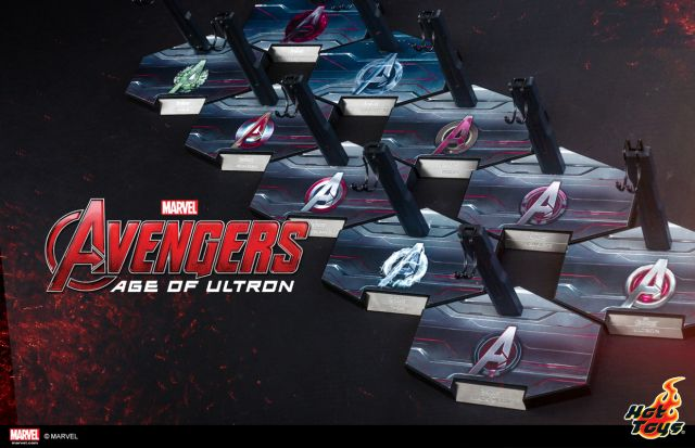 Hot toys Avengers: Age of Ultron