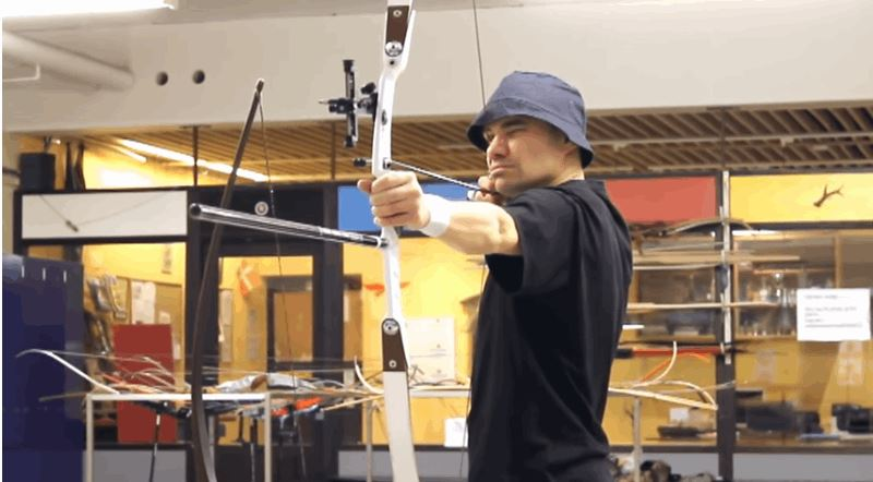 He Will Make You Forget About Legolas Or Hawkeye's Archery