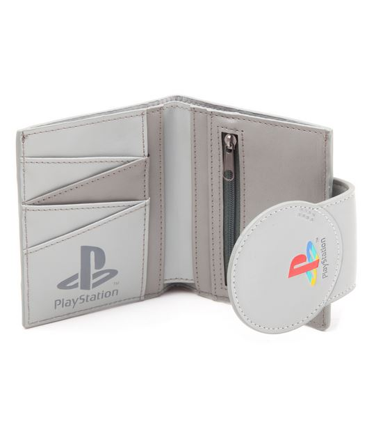 Nostalgic PlayStation 1 Wallet (2)
