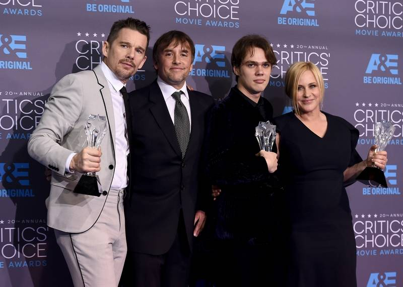 The Winners of the 20th Annual Critics Choice Movie Awards