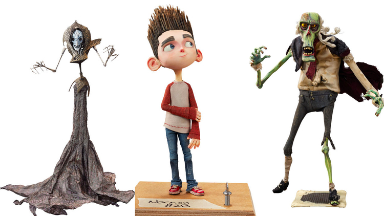 You Can Buy Actual Character Models Used in CORALINE And THE BOXTROLLS