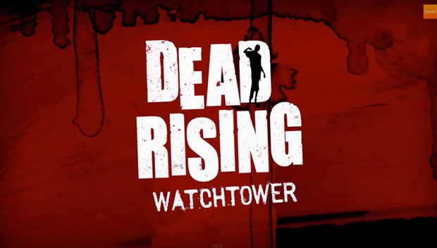 dead rising watchtower cast