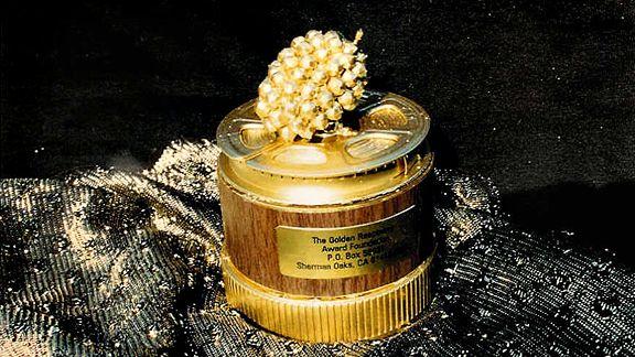 The Golden Raspberry