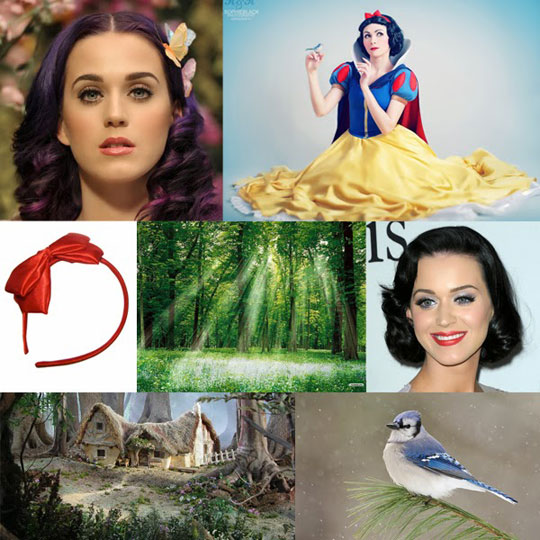 14 Celebrities as Real-Life Disney Characters