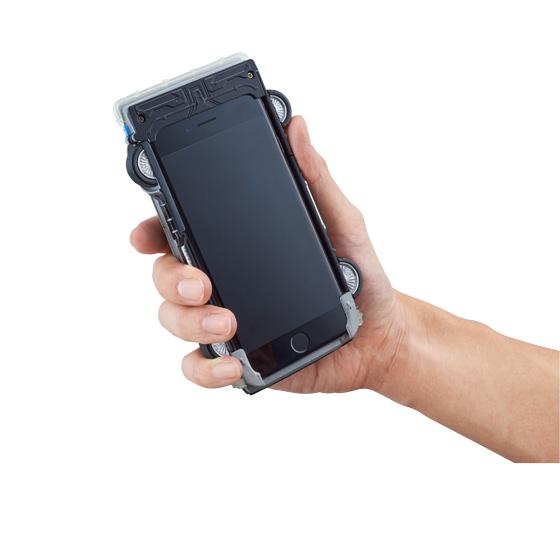 BACK TO THE FUTURE DeLorean iPhone 6 Case