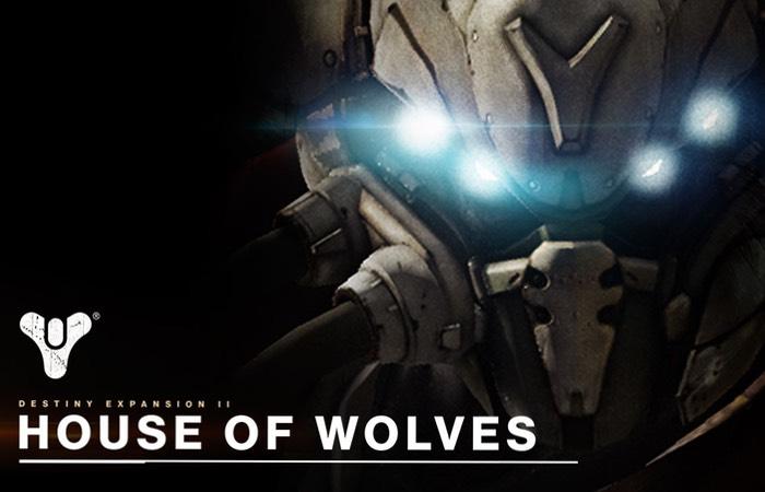 Destiny House of Wolves DLC