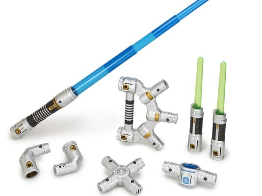 STAR WARS Customizable Lightsabers From Hasbro