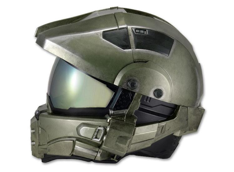 Street Legal HALO Master Chief Motorcycle Helmet