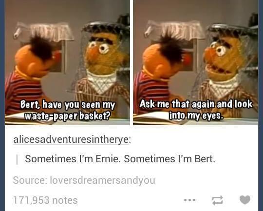 Tumblr wisdom