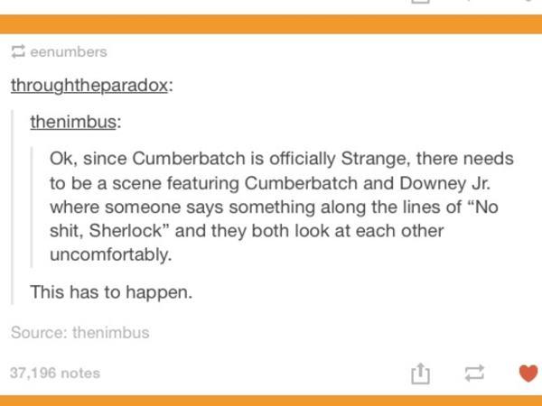 Movies According to Tumblr