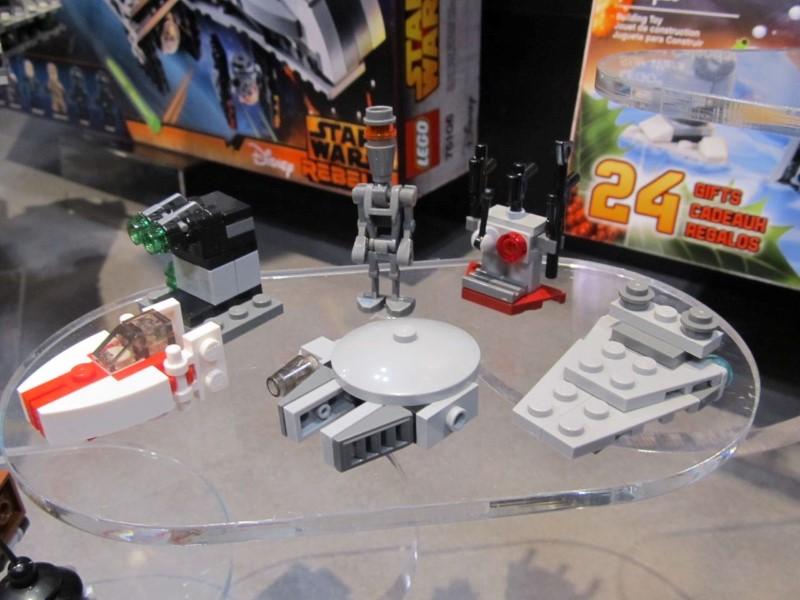 toy fair 2015: Star Wars Lego