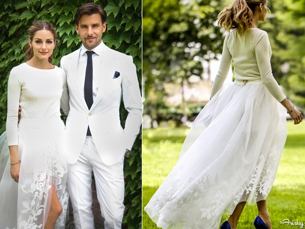 Six Celebrities That Flaunted The Most Stunning Wedding Dresses