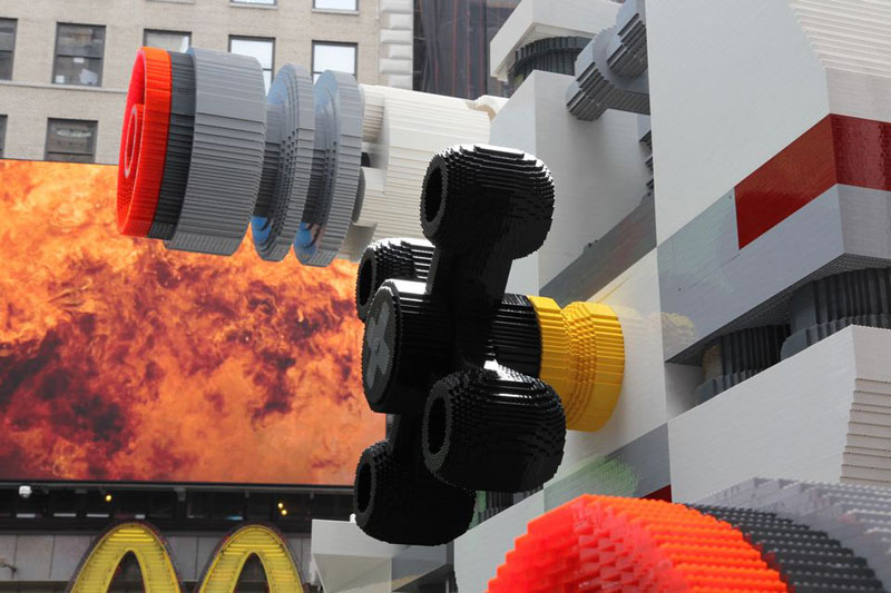 World's Largest LEGO Model