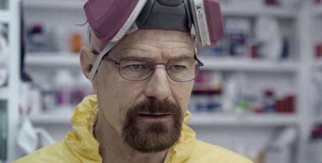 Walter White Returns in Super Bowl Commercial