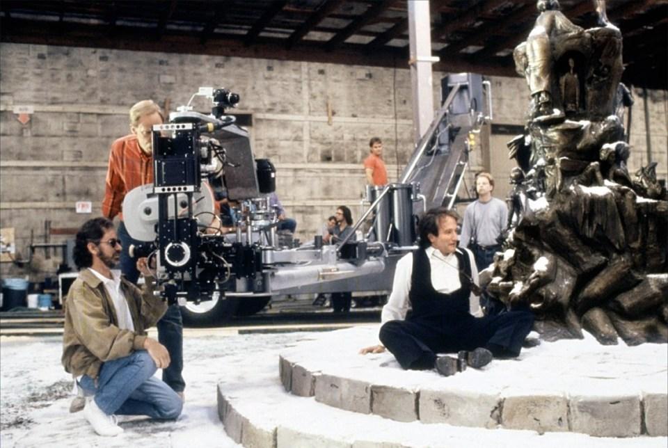 movie behind the scenes
