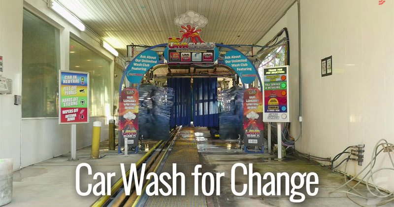 This Car Wash has 43 Employees, 35 of Them Have Autism