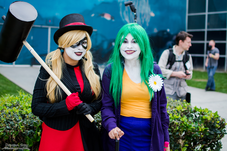 Long Beach Comic Expo 2015 Cosplays