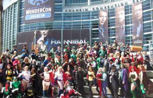 WonderCon 2015 Schedule