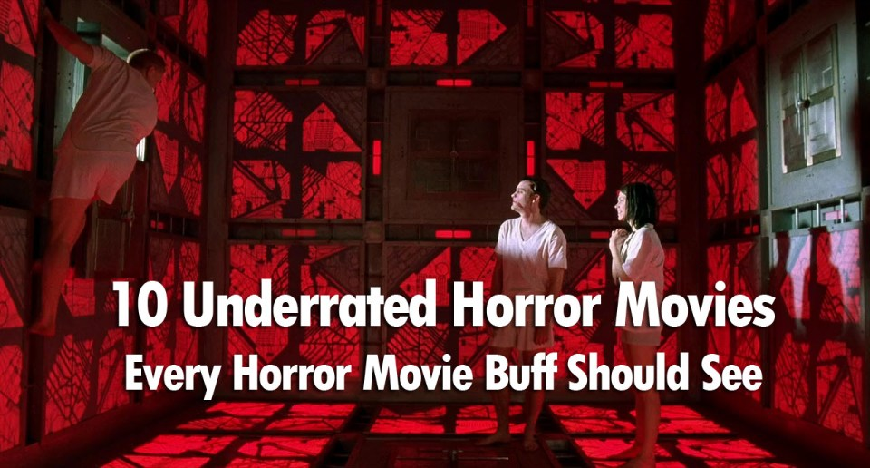 10 underrated horror movies