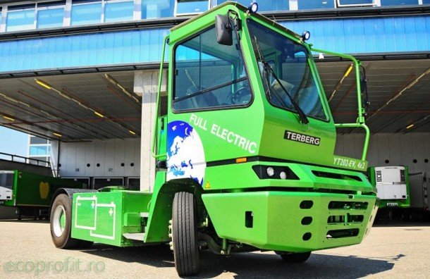 BMW's First Electric Truck
