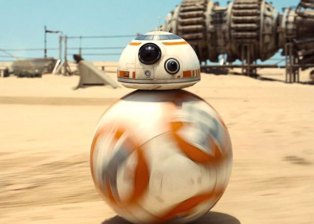 Fan Creates Homemade BB-8 Ball Droid From The Force Awakens
