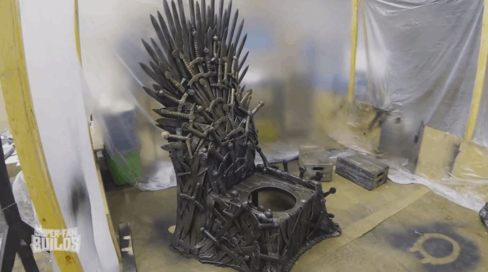 Game Of Thrones Toilet Seat Is Fit For A King