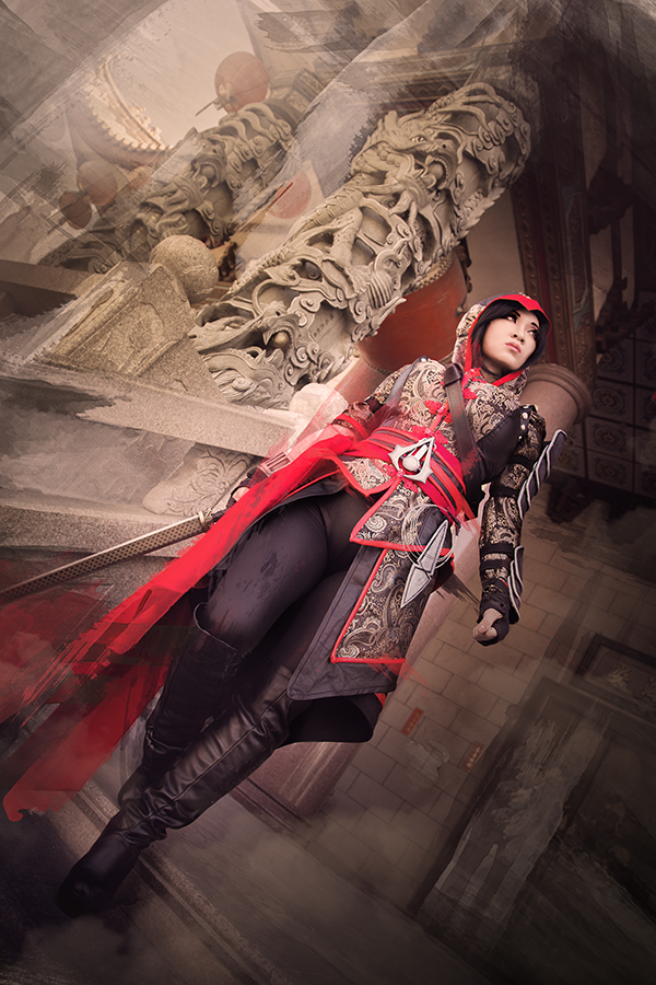 Assassin's Creed Chronicles Cosplay