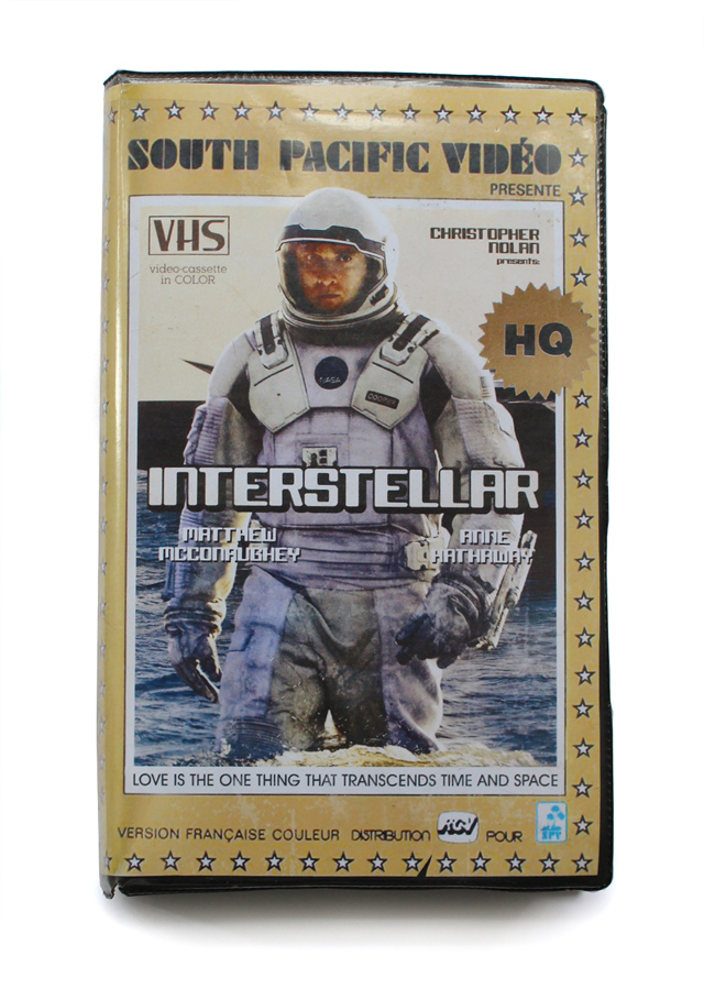 What if Recent Blockbuster Movies and Shows Come Out as VHS!