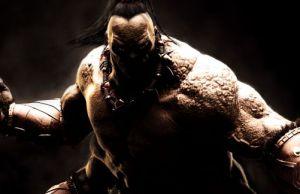 Mortal Kombat X Trailer Featuring GORO!