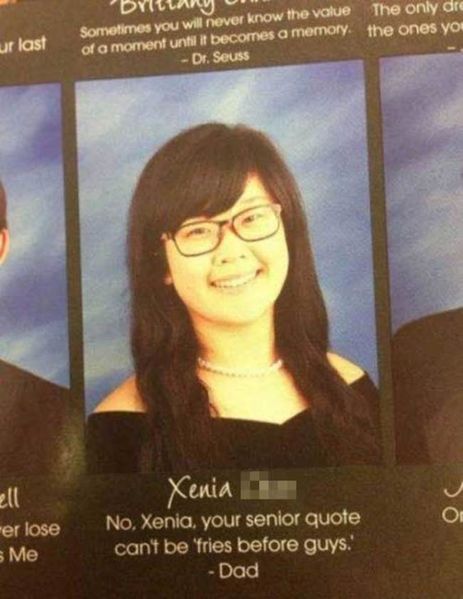 Students Who Nailed Their Senior Quotes