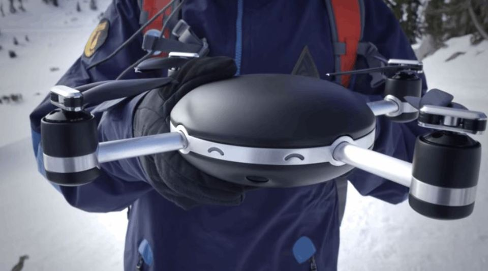Drone Camera That Follows You Around