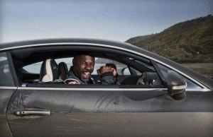 Idris Elba Broke 88 Year Old Land Speed Record in a Bentley