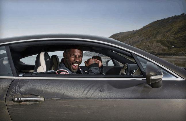 Idris Elba Broke 88 Year Old Land Speed Record in a Bentley