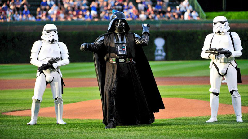 May the Sports Be With You