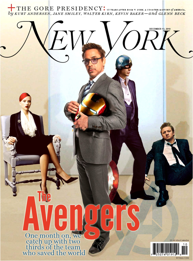 Headlines You Would Be Reading If The Avengers Were Real