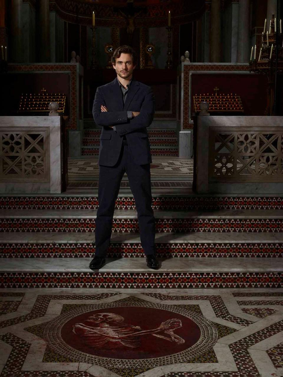 HANNIBAL -- Season: 3 -- Pictured: Hugh Dancy as Will Graham -- (Photo by: Elisabeth Caren/NBC)