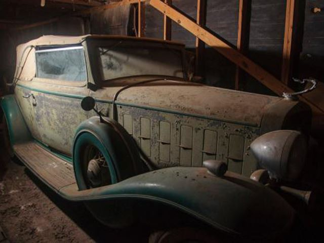 This Insane Pre-World War II Cadillac Barn Collection is a Collector's Dream