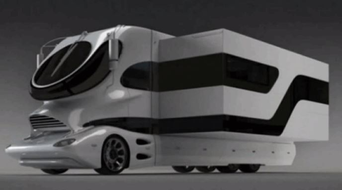 Want To See What A 3 Million Dollar RV Looks Like ?