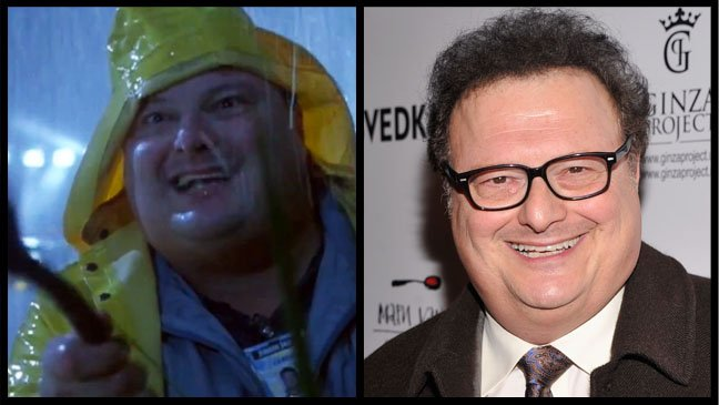 Jurassic Park S Cast Then And Now