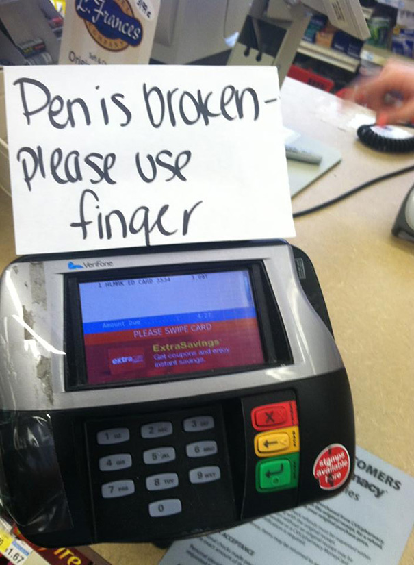 Bad Letter Spacing Examples