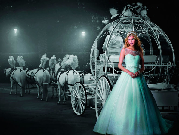 These Disney Princess Wedding Dresses Are Absolutely Remarkable