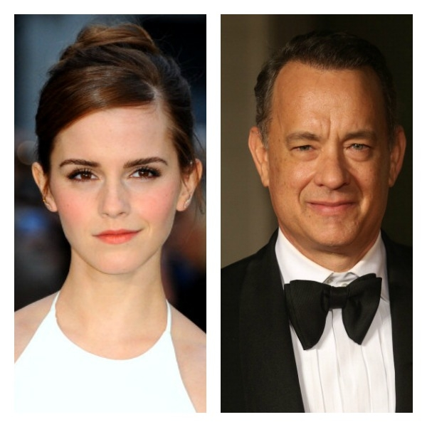 Emma Watson and tom hanks