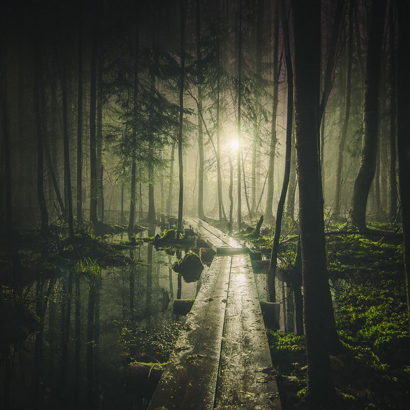 Mystical Night Photography from Mikko Lagerstedt