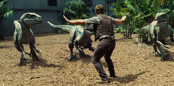 zookeepers-recreating-jurassic-world-raptor-scene