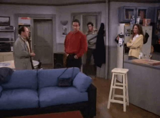 Kramer Entrances From Seinfeld